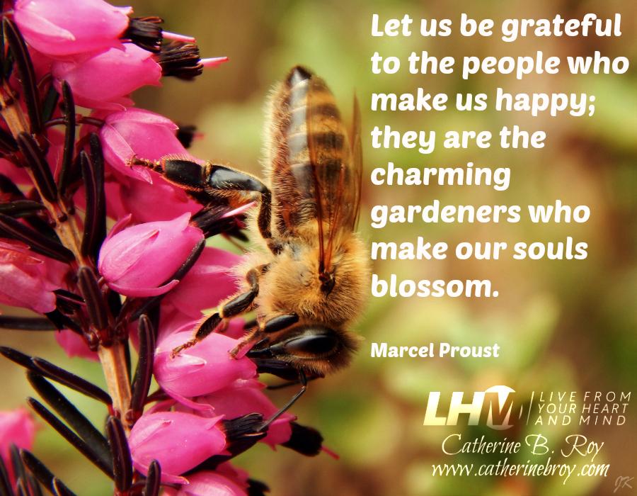 Let Us Be Grateful