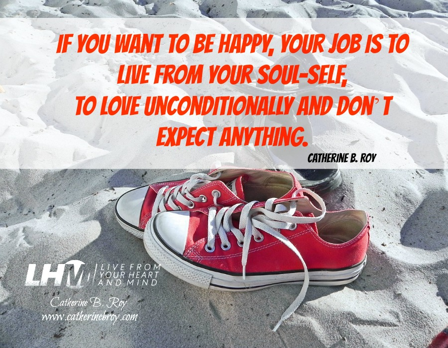 If You Want to Be Happy, Catherine B. Roy